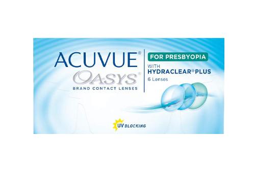 Acuvue Oasys for Presbyopia (1x6)