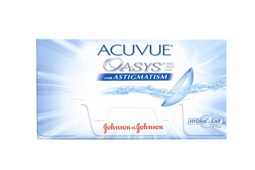 Acuvue Oasys for Astigmatism (1x6)