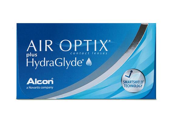 Air Optix plus HydraGlyde (1x3)