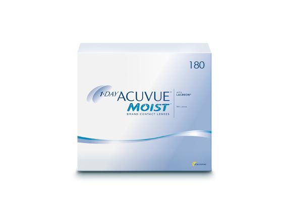 1-Day Acuvue Moist (1x180)