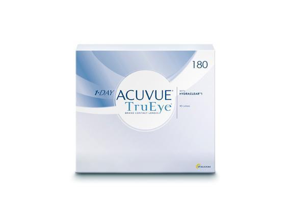 1-Day Acuvue Trueye (1x180)