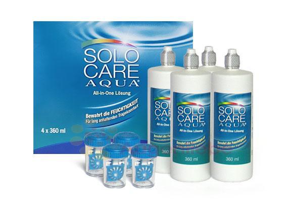 Solo Care Aqua (4x 360ml)