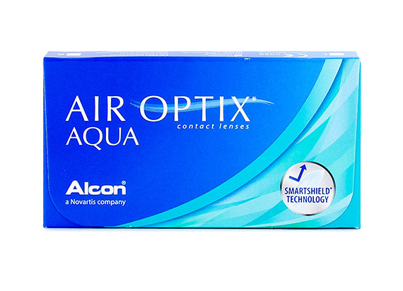 Air Optix Aqua (1x6)