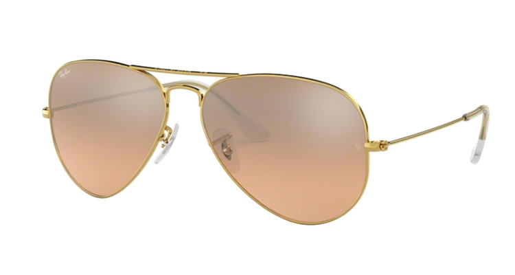 Aviator Large Metal RB3025 001/3E