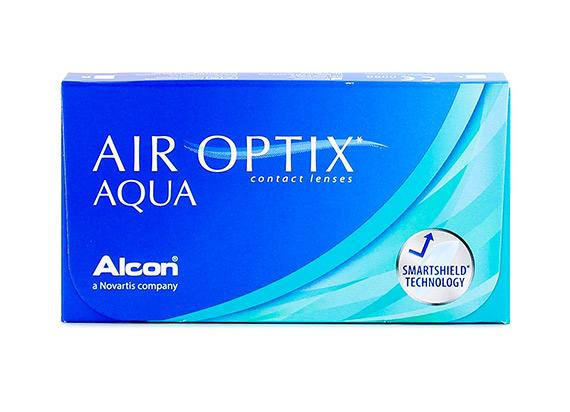 Air Optix Aqua (1x3)